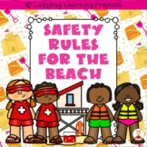 Safety Rules for the Beach  {Ladybug Learning Projects}