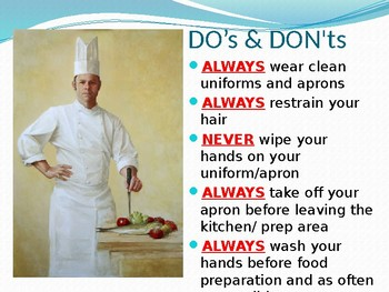Culinary Safety & Sanitation Boot Camp