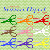 Safety Scissors Clipart