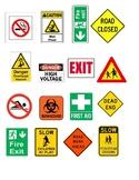 Safety Sign Activity/ Environmental Awareness