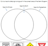 Safety Sign Graphic Organizer