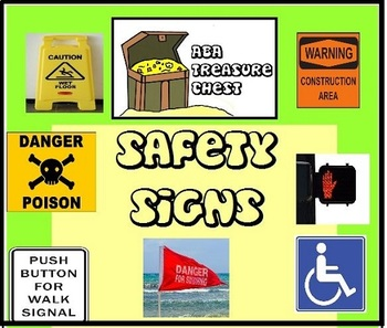 Safety Signs-Free resource