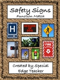 Safety Signs Function Match