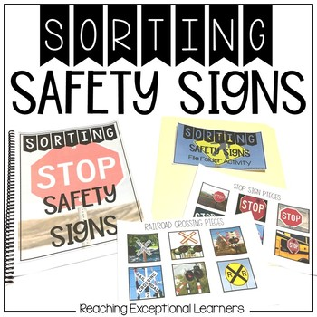 SPED Sorting Safety Signs