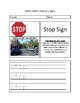 Safety Signs and Community Worksheets