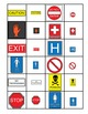 Safety Signs and Signals Activity Pack