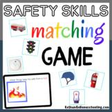 Safety Skills Matching Game