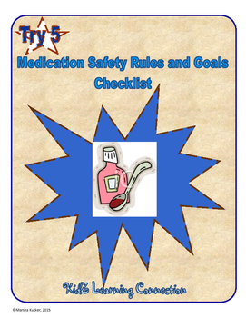 Medication Safety Rules and Checklist