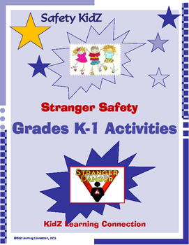 Stranger Safety Literacy Bundle