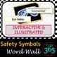Safety Symbols Unit Bundle