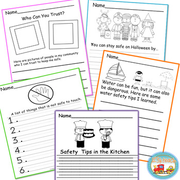 Safety Tips-Home, School & Community