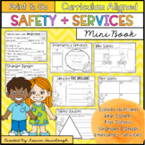 Safety and Emergency Services Health Mini Book