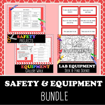 Safety and Lab Equipment Bundle