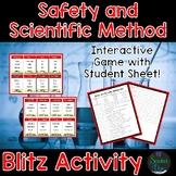 Safety and Scientific Method Blitz Activity