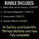 Lab Safety and Scientific Method S.C.I.E.N.C.E. Stations Bundle