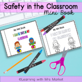 Safety in the Classroom Mini Book | Social Distance