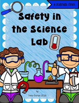 Safety in the Science Lab with a Scientist Craft