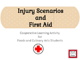 Safety in the Workplace - Injury Scenarios - Cooperative Learning Activity