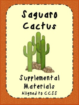 Saguaro Cactus - Supplemental Materials