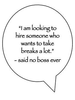 Said No Boss Posters
