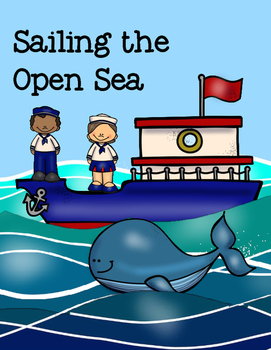 Sail the Open Sea Rhyme Bundle