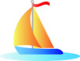 Sailboat Attendance/ Lunch Count Smart Board