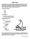 Sailboat Building Contest