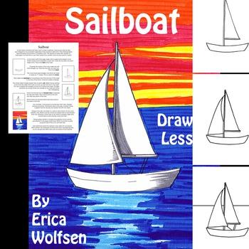 Sailboat Drawing Lesson