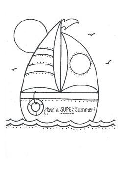 Sailing Along...
