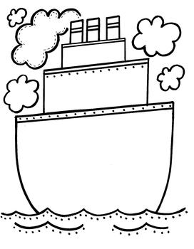 Sailing Big Ship