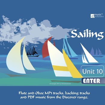 Sailing Flute And Oboe MP3 And PDF Unit 10.