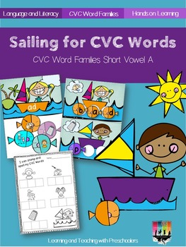 Sailing For CVC Words