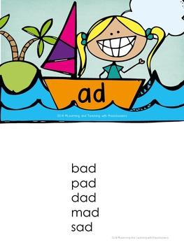 Sailing For CVC Words