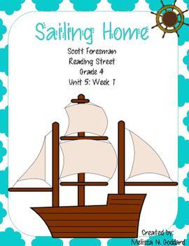 Sailing Home : Reading Street : Grade 4