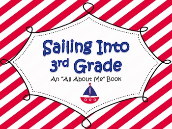 Sailing Into 3rd Grade