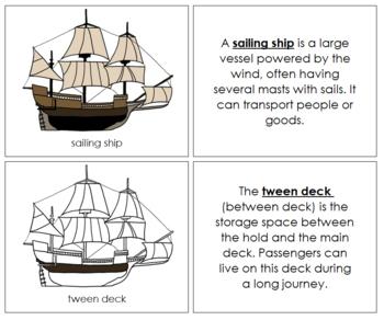 Sailing Ship Nomenclature Book