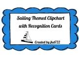 Sailing Themed Behavior Clipchart