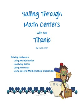 Sailing Through Math Centers with the Titanic