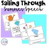 Sailing Through Summer Speech