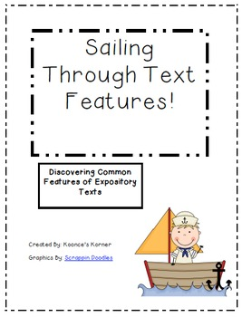 Sailing Through Text Features
