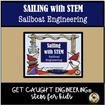 STEM and Sailing!  Engineering Rain Gutter Races