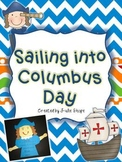 Sailing into Columbus Day {Literacy Activities and Craftivities for CCSS}