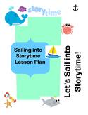 """Sailing into Storytime"" Preschool Lesosn Plan"