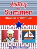 Sailing Into Summer {Nautical Craftivities}