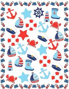 I Spy Counting: Sailing