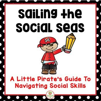 Social Skills Activities: Pirates