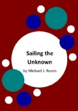 Sailing the Unknown - Around the World with Captain Cook - 6 Worksheets