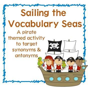 Sailing the Vocabulary Seas