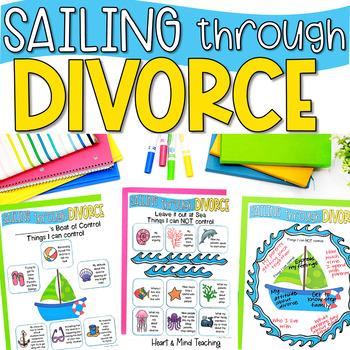 Sailing through Divorce; Changing Families; circle of control; SEL