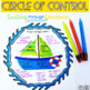 Sailing through Divorce: Circle of Control activity